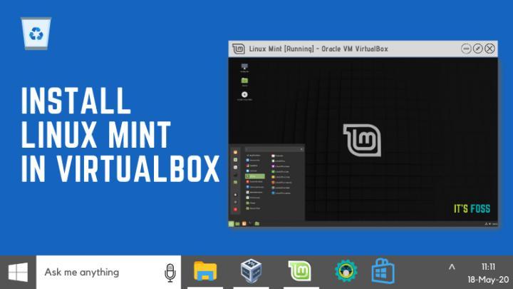 Linux Mint Virtualbox